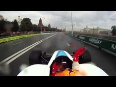 Video Formula E onboard Moscow