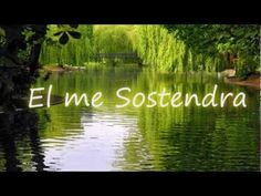 El Me Sostendra-Edith Aravena (letra) - YouTube