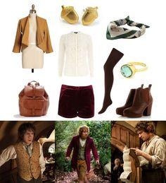 Moda inspirada en El Hobbit