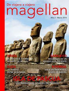 Revista de viajes Magellan Nº15