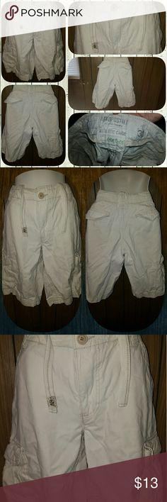 Size 30 aeropostale shorts Size 30 cargo shorts white, aeropostale. Aeropostale Shorts Cargo