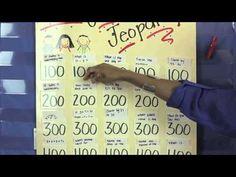Kindergarten Math Jeopardy