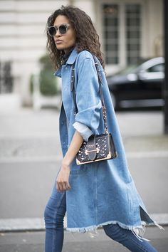 All the Best Street Style Moments from Paris Fashion Week   InStyle.com