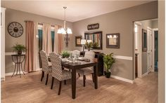 Dining Room Photo Gallery || Modular Home Dining Rooms | Modular Home Manufacturer - Ritz-Craft Homes - PA, NY, NC, MI, NJ, Maine, ME, NH, VT, MA, CT, OH, MD, VA, DE, Indiana, IN, IL, WI, WV, MO, TN, SC, GA, RI, KY, MS, AL, LA, Ontario