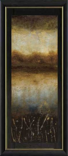Crystal Lake I | Abstract | Framed Art | Wall Decor | Art | Pictures | Home Decor