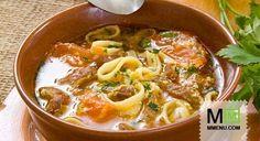 Харира (густой марокканский суп)