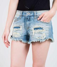 Ellus - SHORT OKAWA LY (EVASE) ET.COURO | Shorts | Feminino