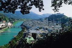 Salzburg - eine wunderschöne Stadt