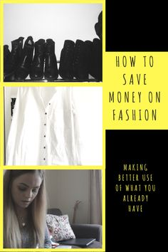 How to save money on fashion - tips for spending money on your wardrobe and saving money on buying new pieces Fashion Beauty, Fashion Tips, Frugal, Saving Money, Posts, Group, Lifestyle, Hair Styles, Board