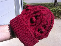 Wilf's Hat pattern by Patricia Schönhold Doctor Who Knitting, Wilfred Mott, Red Hats, Effort, Knits, Ravelry, Knitted Hats, Knitting Patterns, Beanie