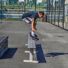 Morning Bounce  #gabe3x #youngestdoinit #jumpsoles #jumpusa