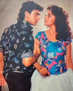 "804 Likes, 23 Comments - muvyz.com (@muvyz) on Instagram: ""#muvyz042017 #bollywoodflashback #rare #couplegoals #whichmuvyz #guessthemovie #AamirKhan…"""