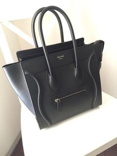 Style Selection Fashion Blog. Celine MicroCeline Luggage 63d7cd5574cef