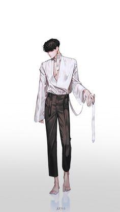 @𝚢𝚒𝚗𝚕𝚒𝚗𝚐𝚓𝚡 • 𝙰𝚛𝚝𝚒𝚜𝚝 : 𝙰𝙱𝚈𝚂𝚂 • 𝚄𝚁𝙻 : 𝚑𝚝𝚝𝚙𝚜://𝚝𝚠𝚒𝚝𝚝𝚎𝚛.𝚌𝚘𝚖/𝚂𝚃𝚄𝙿𝙸𝙳𝙳𝚁𝙰𝙶𝙾𝙽_ Boy Illustration, Character Illustration, Handsome Anime Guys, Cute Anime Guys, Character Outfits, Character Art, Boichi Manga, Estilo Anime, Fashion Design Sketches