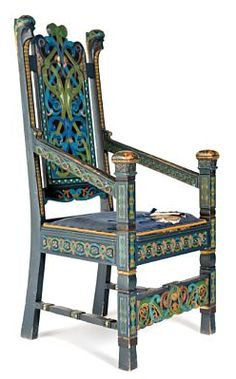 chair by Lars Kinsarvik