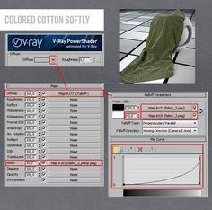Vray Cotton Soft