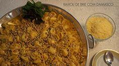 Casa de Valentina - Brie Ravioli with Apricot