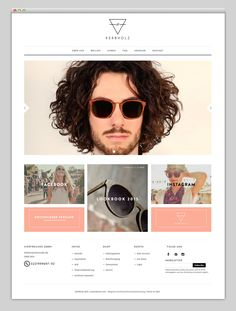 Websites We Love — Showcasing The Best in Web Design - http://aufdemkerbholz.de/