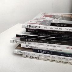 La pile s'agrandit, 19 numéros déjà.. Et ce n'est que le début.. 🔜Young Fashionista Issue : Loading... 👊🏻👊🏻👊🏻