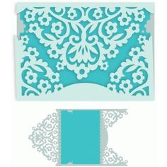 Silhouette Design Store - View Design #79357: ornate garden floral trifold card with liner