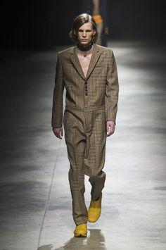 Male Fashion Trends: Kenzo Fall/Winter 2016/17 - Paris Fashion Week