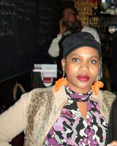 Continent earrings 2014 Harlem