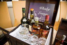 Whisky Lounge mit Cigarren im Hotel Merker am Bostalsee