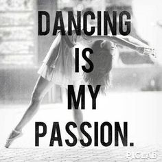 J'adore danse.