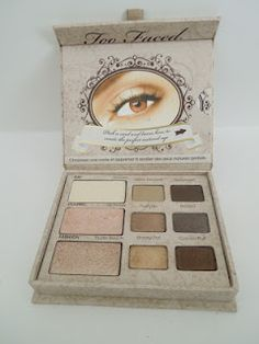 The versatility of this palette is amazing and the quality of the eyeshadows is incomparable. -- I should try this one day
