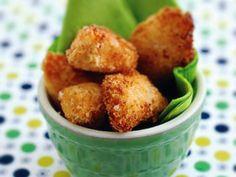 Nuggets de Soya - Recetas Vegetarianas / Veganas