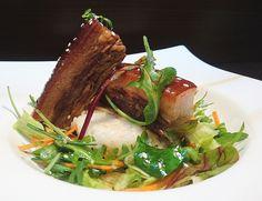 Dusený ázijský bôčik - obrázok 1 Ale, Steak, Cabbage, Vegetables, Food, Vegetable Recipes, Eten, Ales, Veggie Food