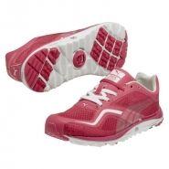 Puma Faas Lite Mesh Womens Golf Shoes Beetroot White