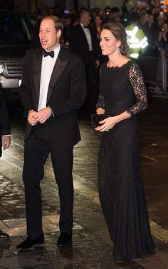 Duke and Duchess of Cambridge in high spirits at Royal Variety Performance - Photo 6   Celebrity news in hellomagazine.com
