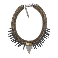 Yasuko Collar Oxidized