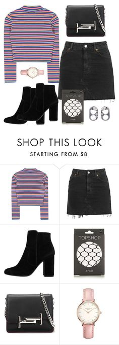 """""""Untitled #166"""" by amya9811 on Polyvore featuring Topshop, MANGO, Tod's and Marc Jacobs"""
