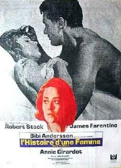 histoire d'une femme bercovici affiche | Sortie le 31 juillet 1970