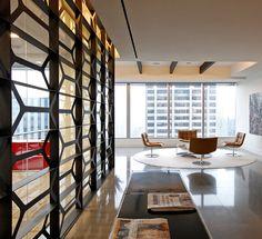 Heenan Blaikie - Professional Services Featured Installation