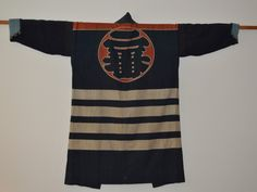 Antique Japanese Fireman's Jacket