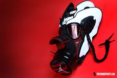 Chicago X Gas Mask