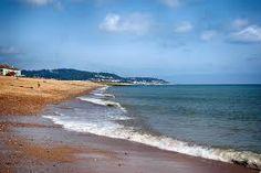 Hythe beach kent