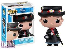 Funko Pop Vinyl Figure Disney Mary Poppins!
