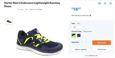 "Can You Buy a Good Pair of Running Shoes for $16 ? - http://www.runningshoesguru.com/2015/05/can-you-buy-a-good-pair-of-running-shoes-for-16/ - Frank goes on a mission to find a ""bad"" running shoe – by going to Walmart and buying a pair for $16. But… is this shoe really bad? Check out the video for a serious, impartial review."