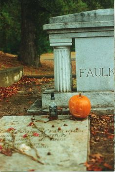 """R.I.P. William Faulkner...Love his quote on history...""""The past is not dead. In fact, it's not even past.""""      He lived in Oxford, Ms, where I in the sixties attended Ole Miss....When you think of Southern history and all that has passed between blacks and whites over the last 400 years, this quote seems to make more and more sense to me."""
