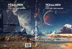 Teralhen est un roman de science-fiction, le tome 1 de l'épopée du Cycle des Trois Marches, par l'auteure Christine Barsi et publié par 5 Sens Éditions Science Fiction, Romans, Guide, Creations, Cycle, Movies, Movie Posters, Facebook, Cute Love Stories