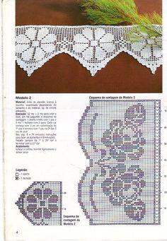 croche: Curtains