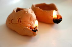 this would be a great activity for yw.... just as long as we light them outside.