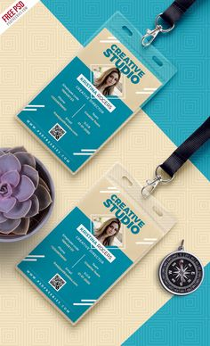 Office Photo Identity Card Free PSD is a designed for any types of agency, corporate and small big companies. Very easy to customized.