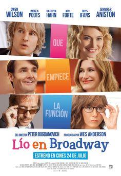 Lío en Broadway