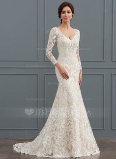 Wedding Dresses Lace Ideas trumpetmermaid v neck sweep train lace wedding dress 002127261 Wedding Dresses Lace. Here is Wedding Dresses Lace Ideas for you. Wedding Dresses Lace sexy back all lace sleeveless wedding dress. Lacey Wedding Dress, Pretty Wedding Dresses, Wedding Dresses For Girls, Wedding Party Dresses, Designer Wedding Dresses, Bridal Dresses, Lace Wedding, Mermaid Wedding, Hourglass Wedding Dress