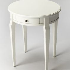 "Larocca End Table - 24""h x 20""dia"
